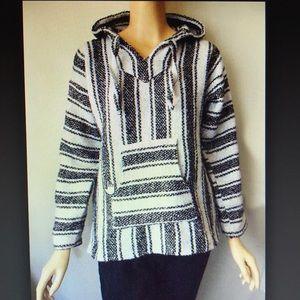 Sweaters - Mexican Hoodie/Drug Rug